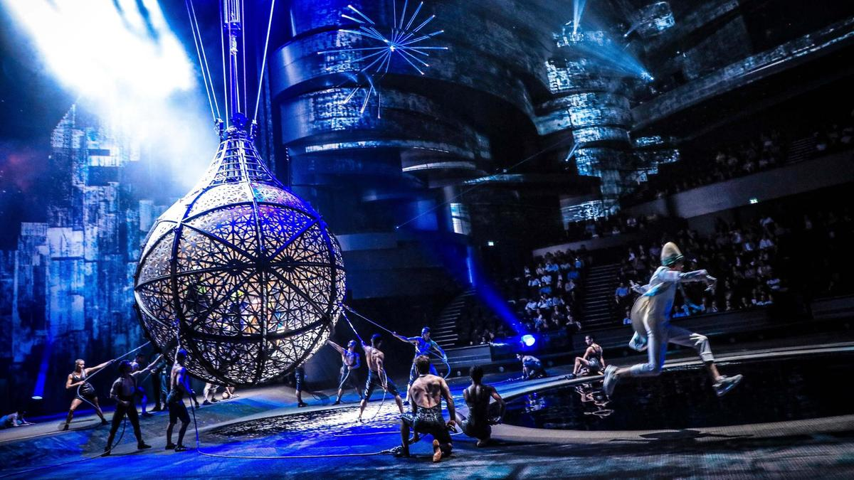 La Perle on Jul 30th – Aug 29th at La Perle- Habtoor City Dubai 2020