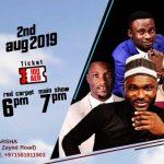 Laff Trip Comedy Show Dubai 2019
