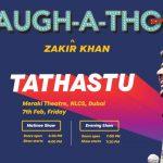 Laugh-a-thon with Zakir Khan