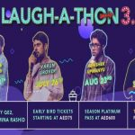 Laughathon 3.0 Live in Dubai
