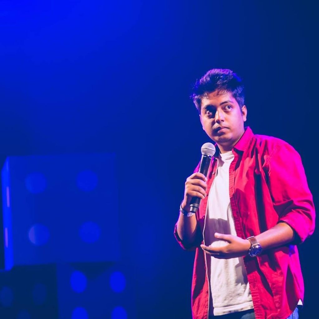 Laughathon Presents Aakash Gupta Dubai 2019