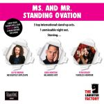 The Laughter Factory: Grand Millennium Dubai 2019