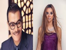 Layali Dubai 2015 – Live Concert by Rabeh Saqer and Balqees