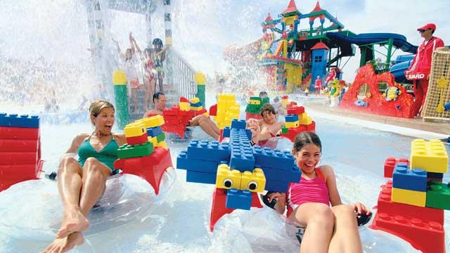 Legoland Dubai Water Park - Theme Parks in Dubai, UAE.