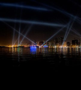 Light Carousel - Sharjah Light Festival 2018