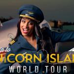 "Lily Singh's ""A Trip To Unicorn Island"" World Tour in Dubai"