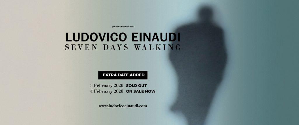 Ludovico Einaudi at Dubai Opera