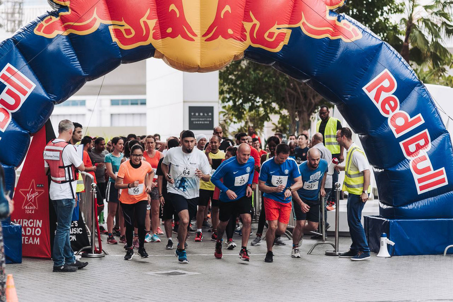 M1 Run on Feb 15th at Media One Hotel Dubai 2020