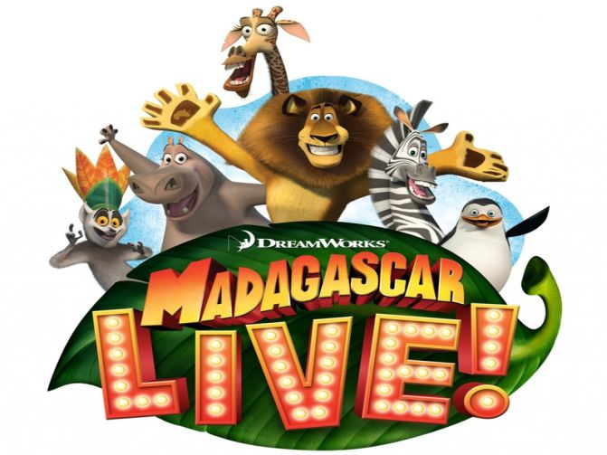 Madagascar Live in Dubai, UAE | Dubai Summer Surprises