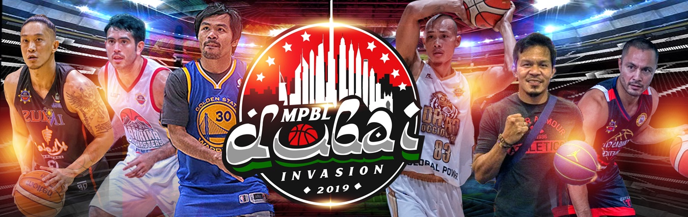 Maharlika Pilipinas Basketball League (MPBL) Dubai 2019