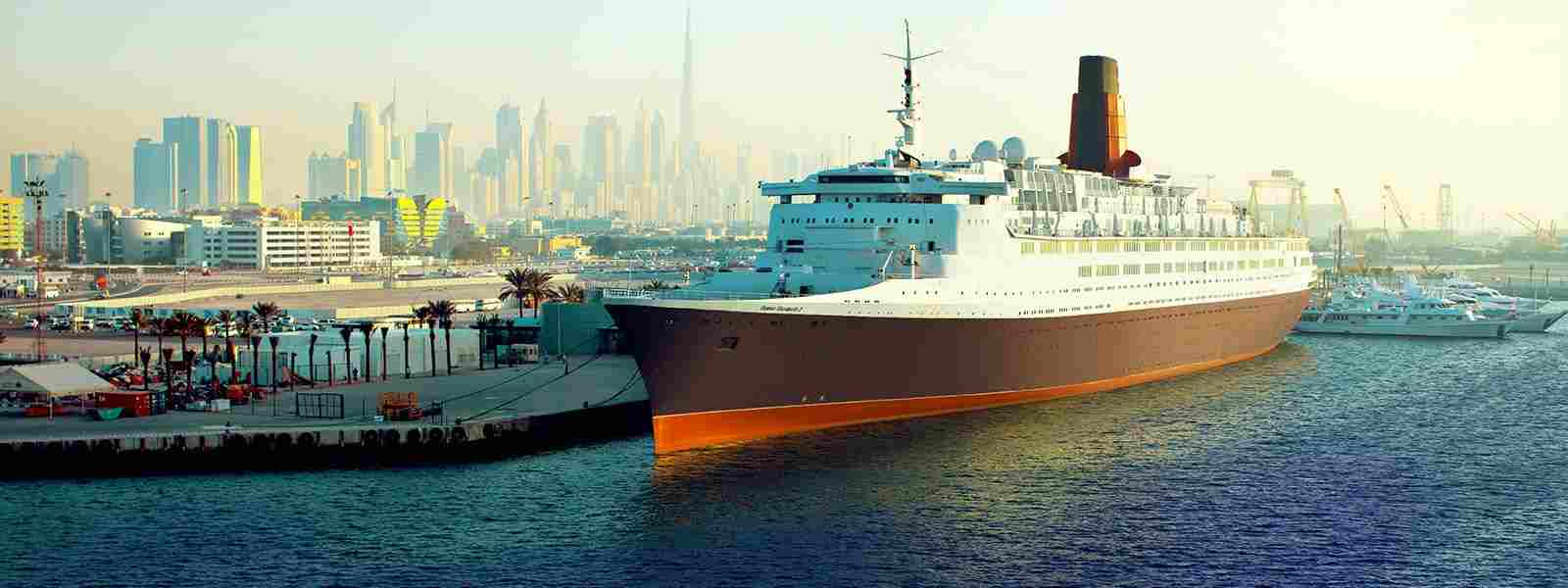Majlis Al Malika – Dubai – Floating hotel in UAE