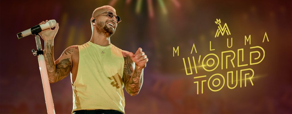Maluma Live at Coca-Cola Arena