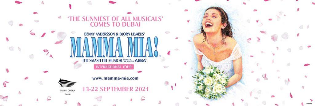 Mamma Mia at Dubai Opera – 2021 Musical Event in Dubai, UAE