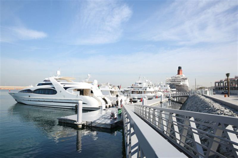 Marina Cube at Mina Rashid Marina Dubai, UAE – Places to Visit in Dubai, United Arab Emirates