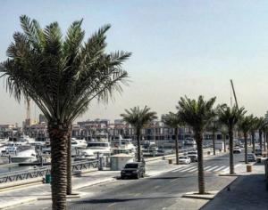 Marina Cube in Dubai, UAE