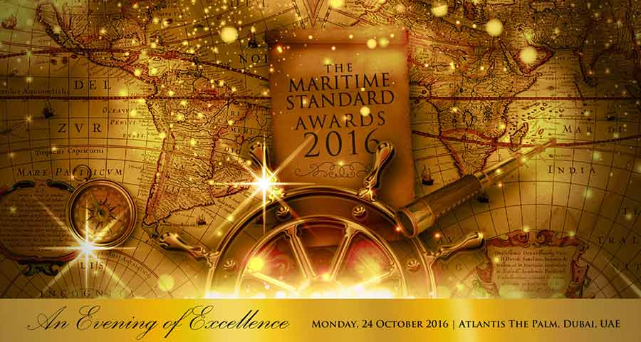 The Maritime Standard Awards 2016 – Events in Dubai, UAE