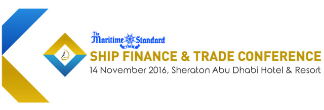 The Maritime Standard Ship Finance and Trade Conference – Events in Abu Dhabi, UAE.