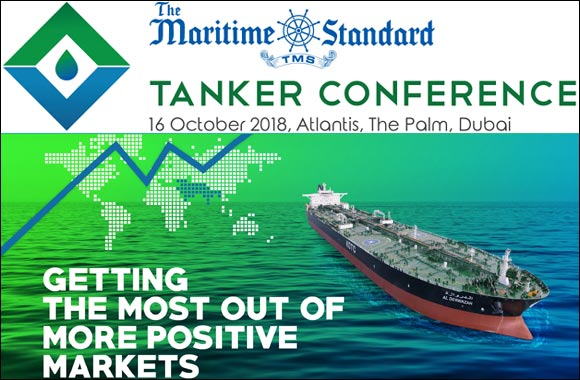 The Maritime Standard Tanker Conference 2018 Dubai, UAE – October 16, 2018