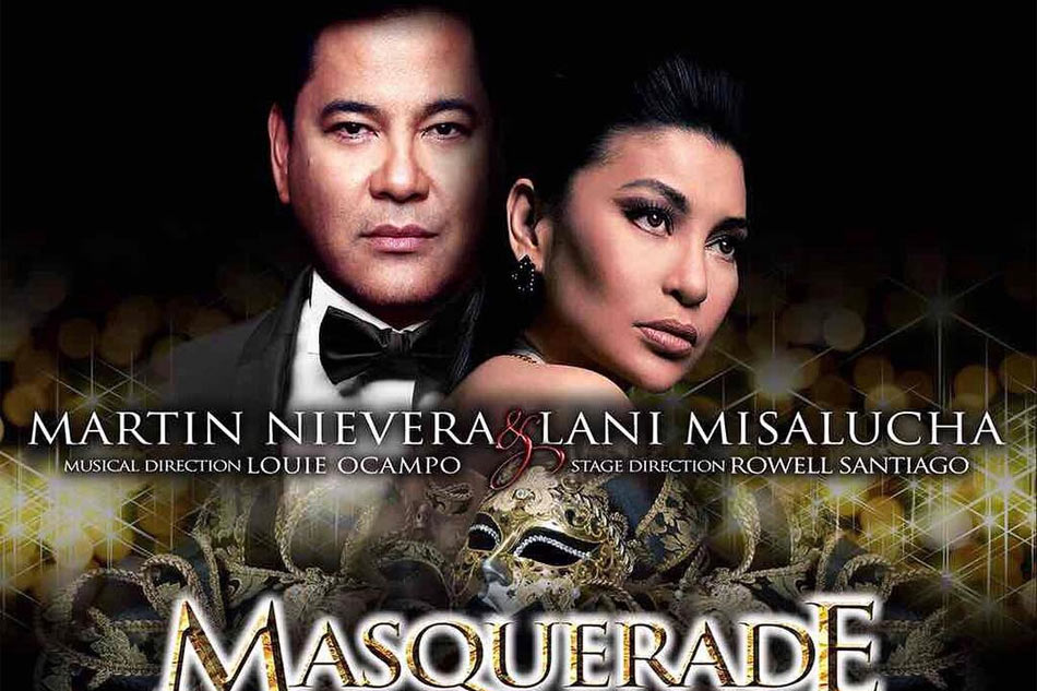 Martin Nievera and Lani Misalucha Live in Dubai