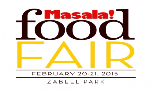 Masala Food Fair in Dubai 2015