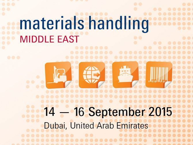 Materials Handling Middle East 2015 | Events in Dubai