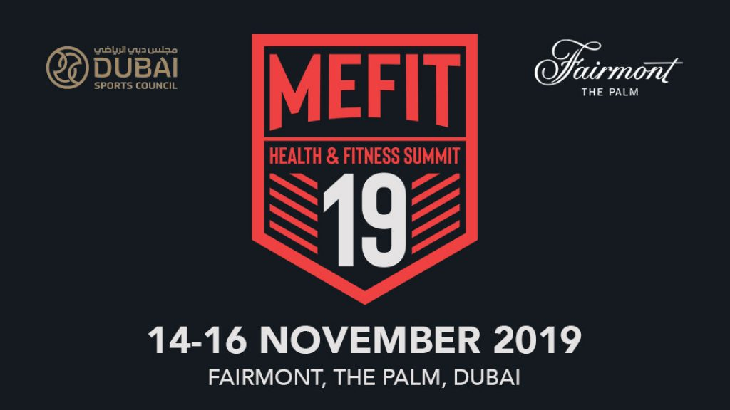 MEFIT Summit at Fairmont The Palm
