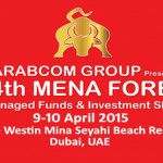 MENA Forex, Managed Funds and Investment Show 2015 in Dubai, UAE