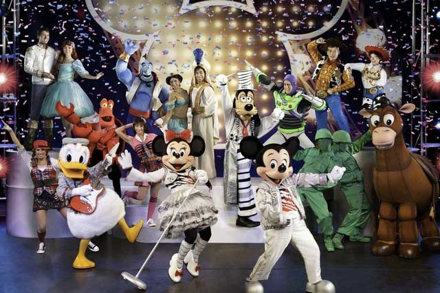 Disney Live! Mickeys Music Festival 2016 –Events in Dubai, UAE
