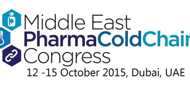 Middle East Pharma Cold Chain Congress in Dubai, UAE