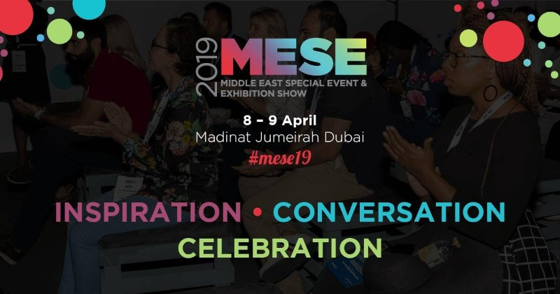 The Middle East Special Event & Exhibition Show (MESE) Apr 2019 Dubai