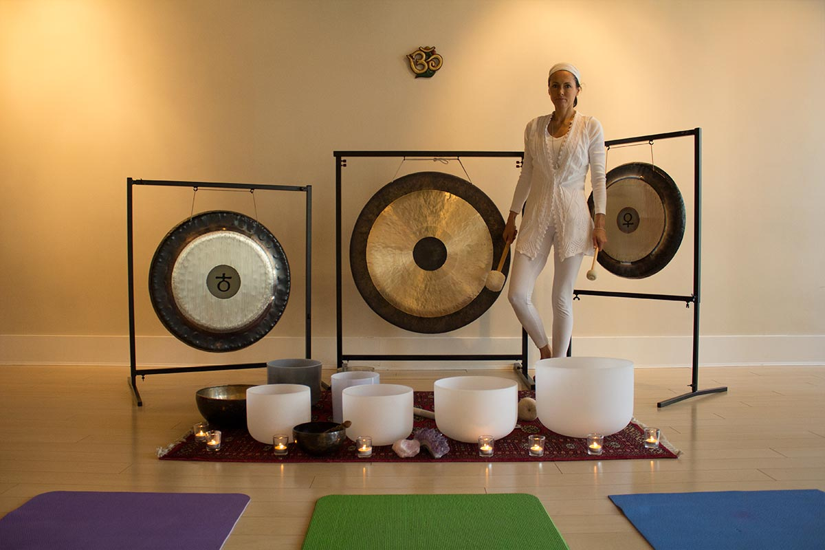 Mindfulness Sound and Gong Session on Nov 9th at Jameel Arts Centre Dubai