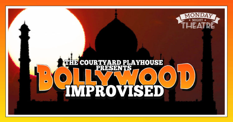Monday Night Theatre – 'Bollywood Improvised' Dubai 2019