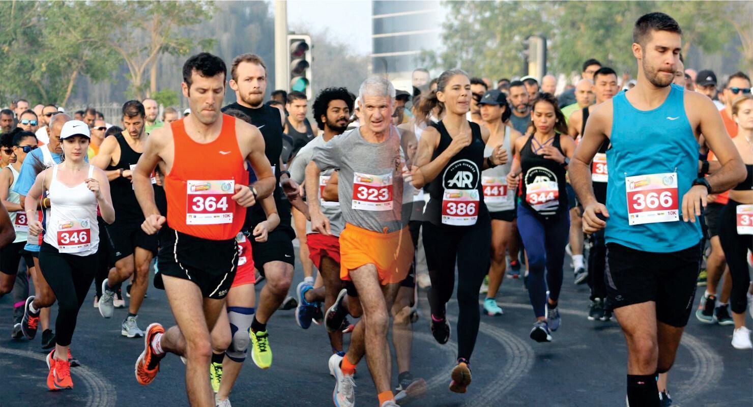 Muhaisnah Road Run 2020 on Feb 28th in Dubai