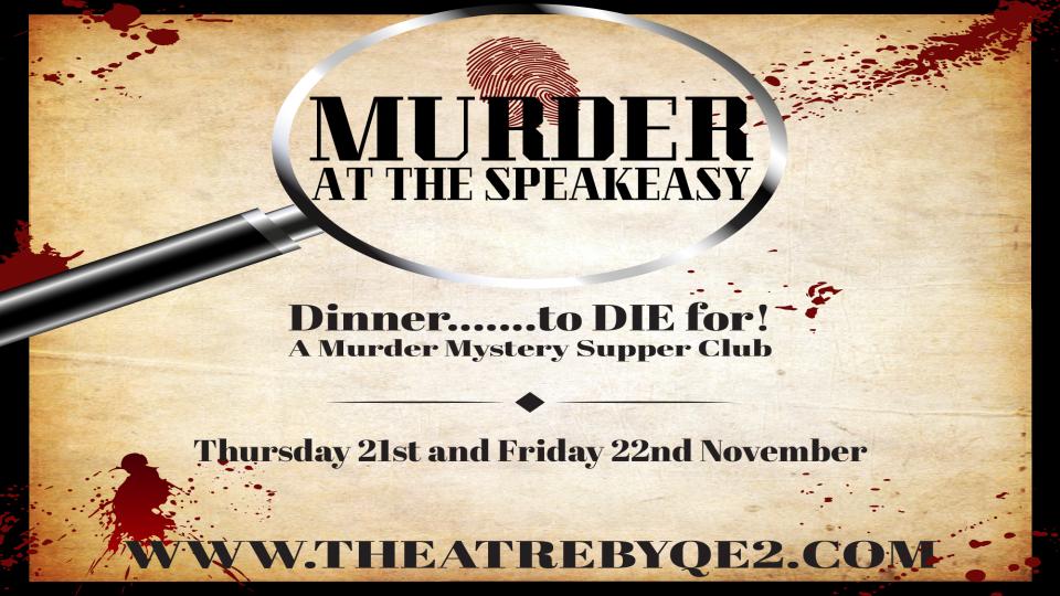 Murder at the Speakeasy on Nov 21st – 22nd at Queen Elizabeth 2 Dubai 2019