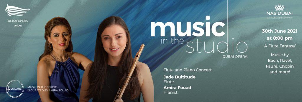 Music in the Studio 2021 - Music Event in Dubai, UAE