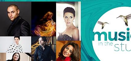 Music in the Studio: Marcos Madrigal Dubai 2019