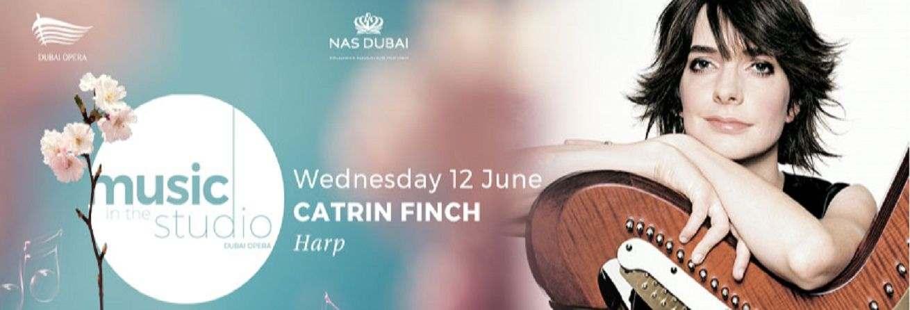 Music in the Studio Presents Catrin Finch