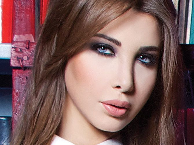 Nancy Ajram at Modhesh World | Events in Dubai, UAE