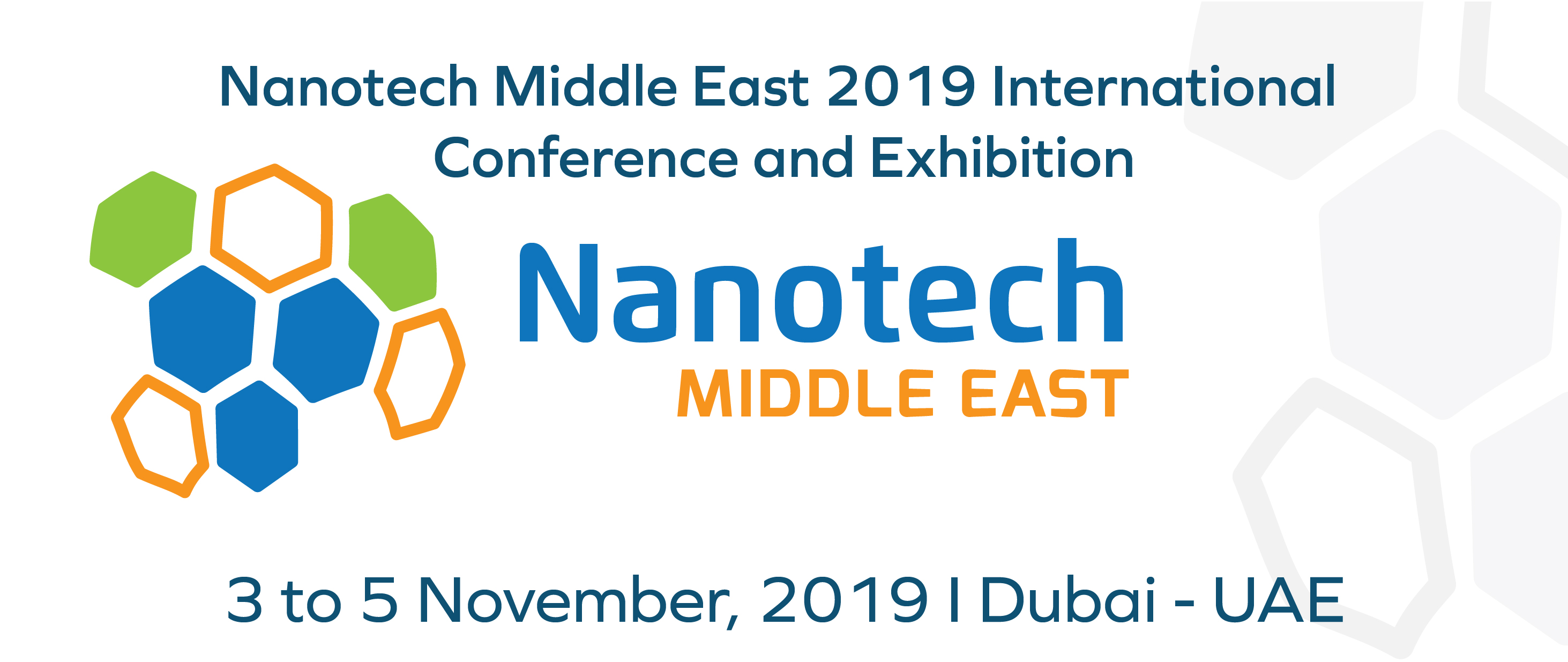 Nanotech Middle East 2019