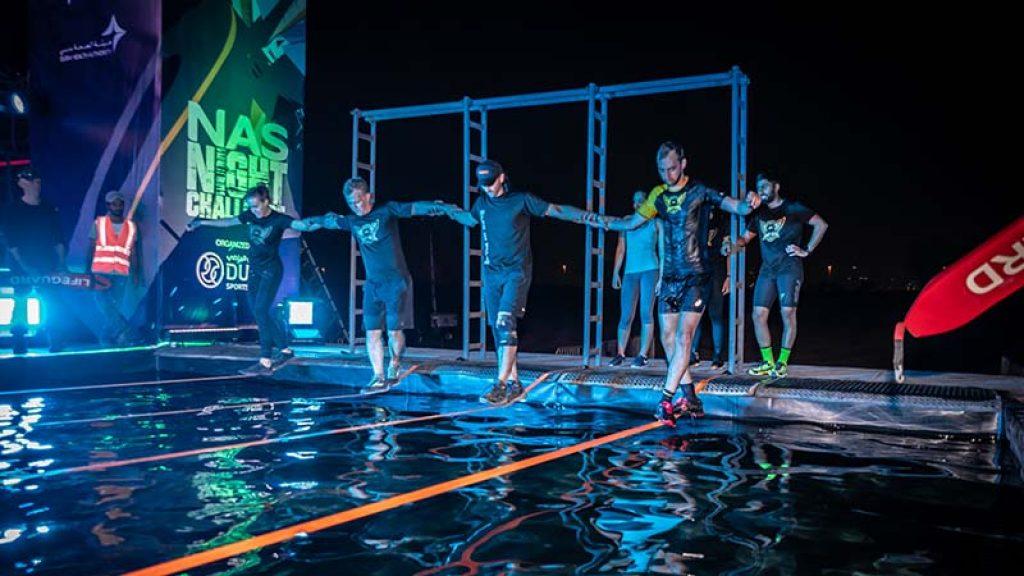 NAS Night Challenge: Teams