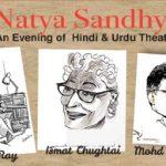 Natya Sandhya: An Evening Of Indian Theatre Dubai 2019