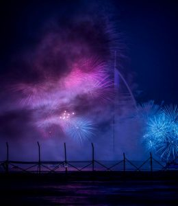 New Year Fireworks 2019 - Burj Al Arab
