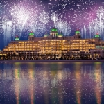 New Year Party 2015 in Dubai