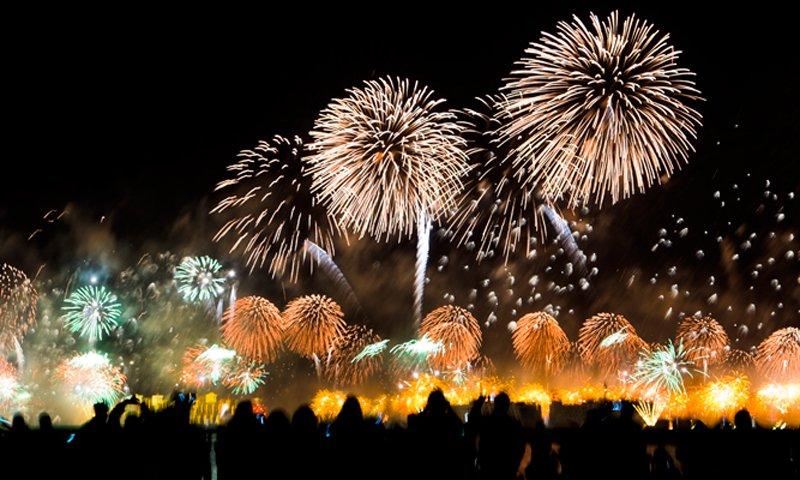 New year Ras Al Khaimah Fireworks