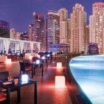 New Year's Eve at Address Dubai Marina