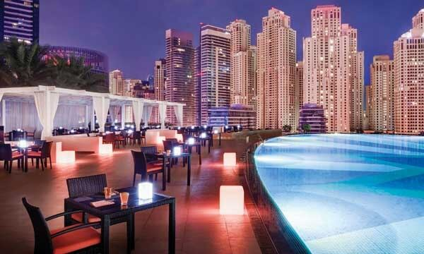 New Year's Eve on Dec 31st at Address Dubai Marina