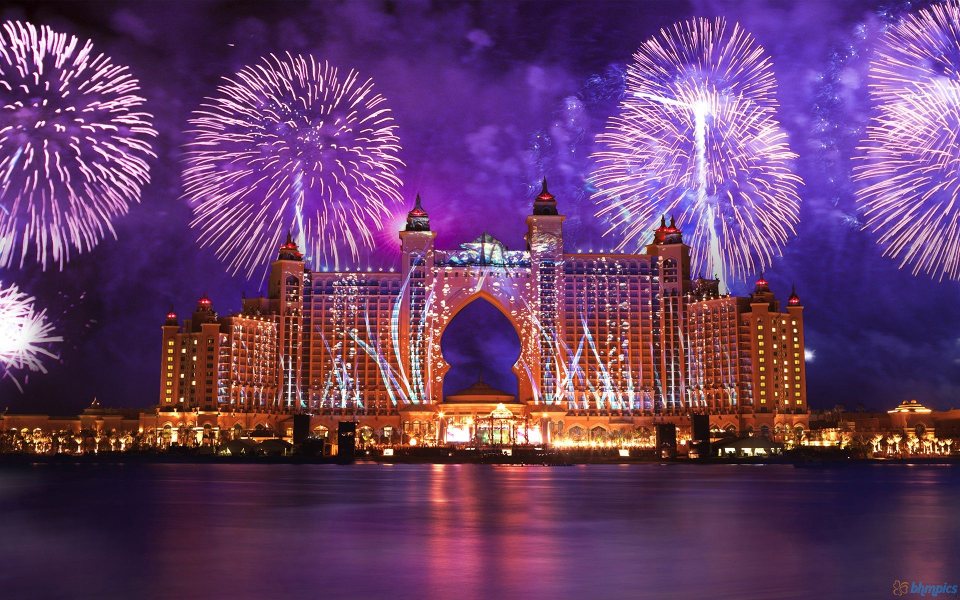 New Year's Eve at Atlantis The Palm Dubai