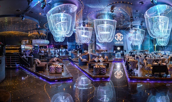 New Year's Eve at Cavalli Dubai