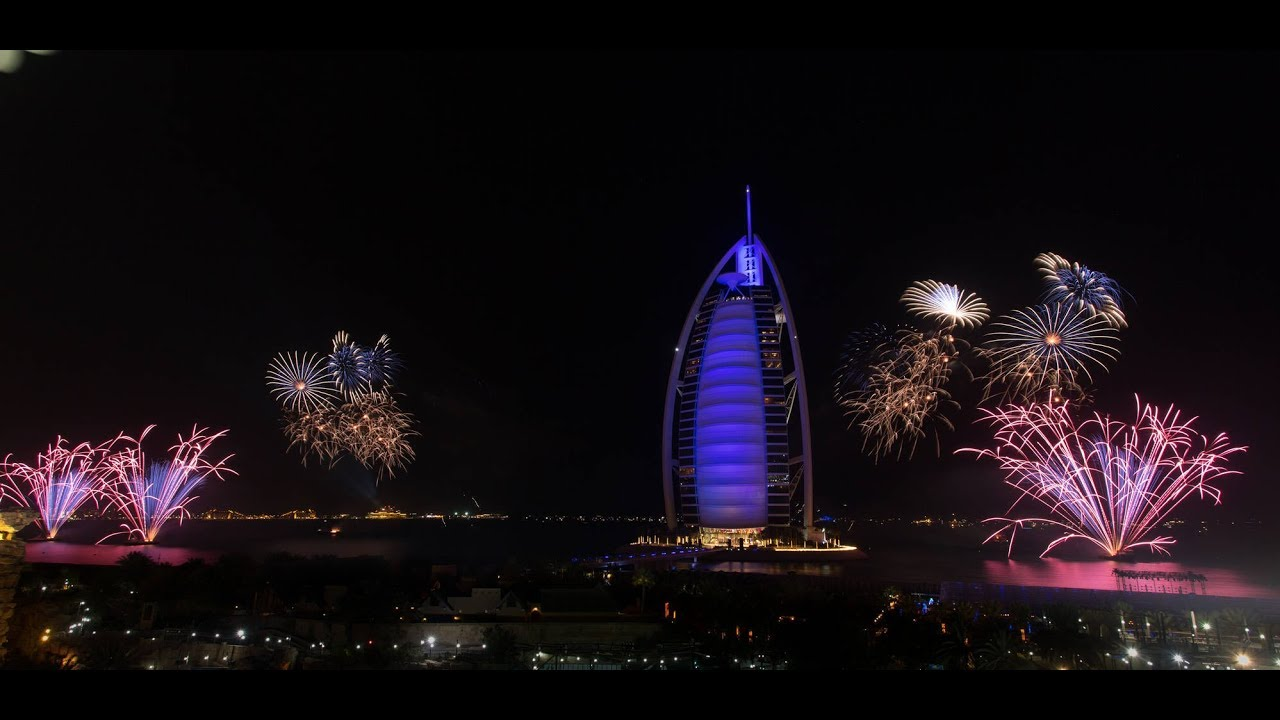 New Year's Eve Gala Dinner at Burj Al Arab Dubai
