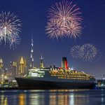 New Year's Eve at the QE2